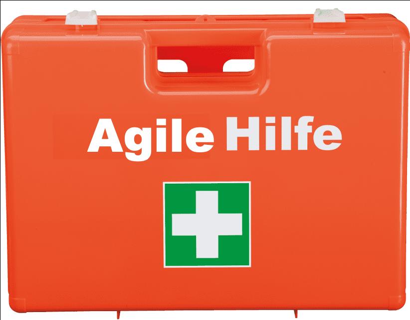 Agile Hilfe für jedes Projekt geeignet.
